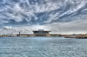 Copenhagen Opera house © David Hamilton Melby high dynamic range