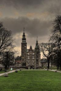 Rosenborg Castle, Copenhagen © David Hamilton Melby high dynamic range