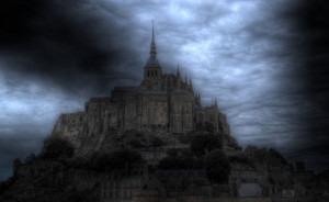 Mont Saint Michel, France © David Hamilton Melby high dynamic range