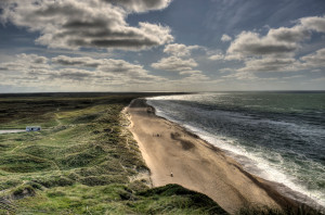Beach in Northern Jutland © David Hamilton Melby high dynamic range