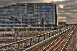 Ramboll Head office, Hannemanns Allé 53 Copenhagen © David Hamilton Melby high dynamic range