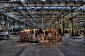 International fashion fair, lokomotivværkstedet, Otto Busses Vej 5A, Copenhagen © David Hamilton Melby high dynamic range