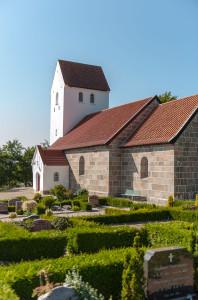 kirke i tjele