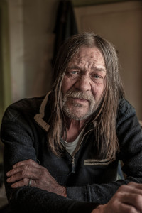 Elder man portrait © David Hamilton Melby