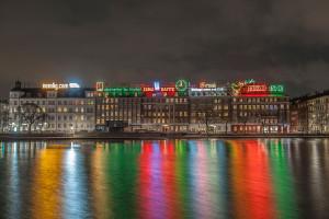 Peblinge Lake, Copenhagen long exposure © David Hamilton Melby